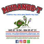 Logo Mudando-T Mudanzas Toledo