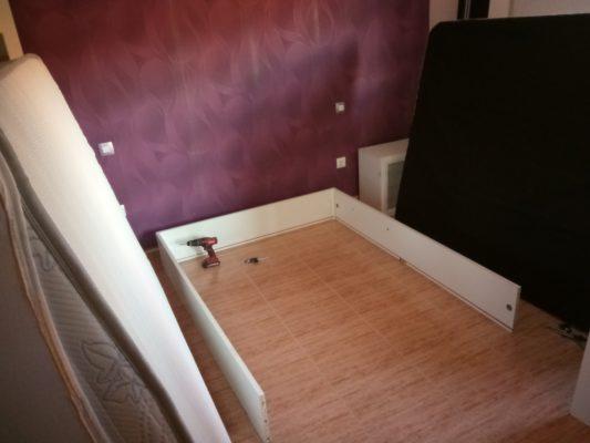 empresa con servicio de desmontaje de muebles economica en Toledo