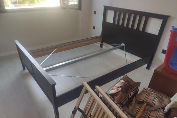 desmontaje y montaje de cama sencilla