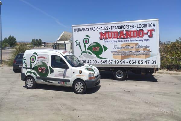 empresa de mudanzas y transportes en toledo