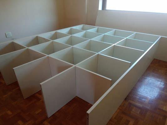 desmontaje de muebles en madera