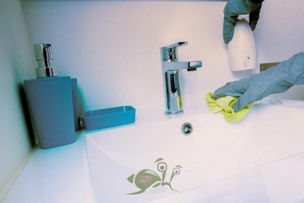 Servicio de limpieza en mudanzas en Toledo