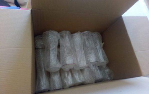 embalaje de copas en mudanzas, provincia de toledo
