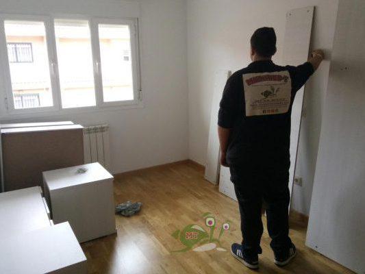 servicio de desmontaje en madrid, mudanzas